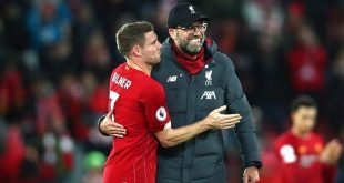 James Milner, Jurgen Klopp, Liverpool