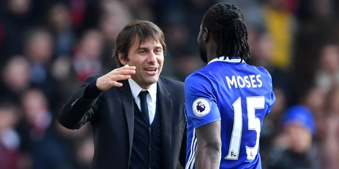 Chelsea, Victor Moses