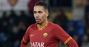 AS Roma, Chris Smalling