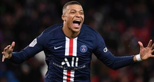 Kylian Mbappe, Paris Saint Germain