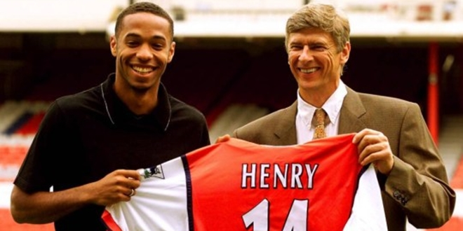 Prancis, Thierry Henry, Barcelona, Arsenal