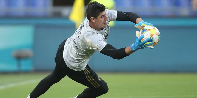 Thibaut Courtois, Real Madrid