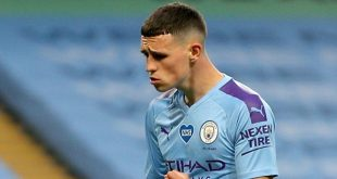 Phil Foden, Manchester City