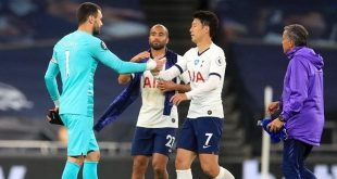 Hugo Lloris, Son Heung-Min,