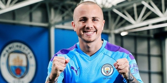 Manchester City, Angelino