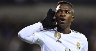 Real Madrid, Vinicius Junior