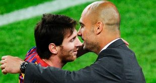 Manchester City, Josep Guardiola, Lionel Messi