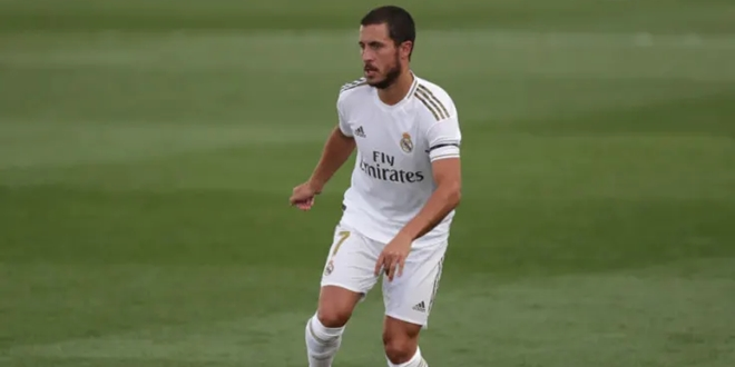 Real Madrid, La Liga, Eden Hazard