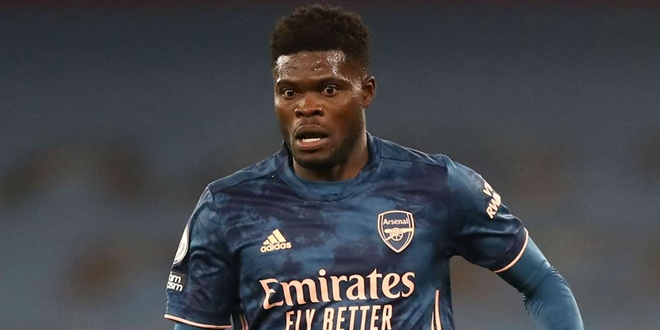Arsenal, Thomas Partey