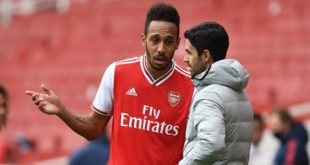 Arsenal, Pierre-Emerick Aubameyang