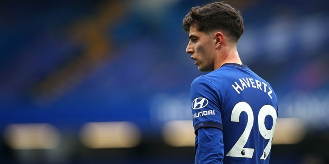Chelsea, Kai Havertz