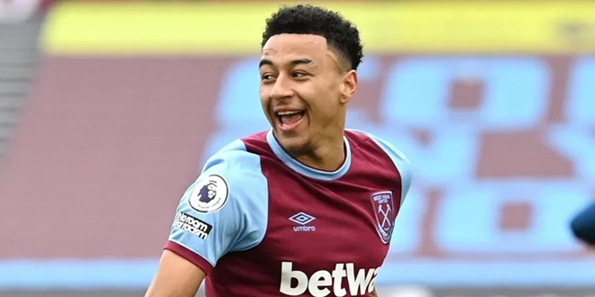 Jesse Lingard, West Ham United