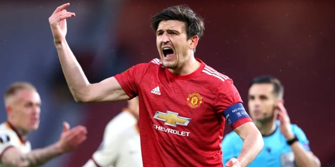 Manchester United, Harry Maguire