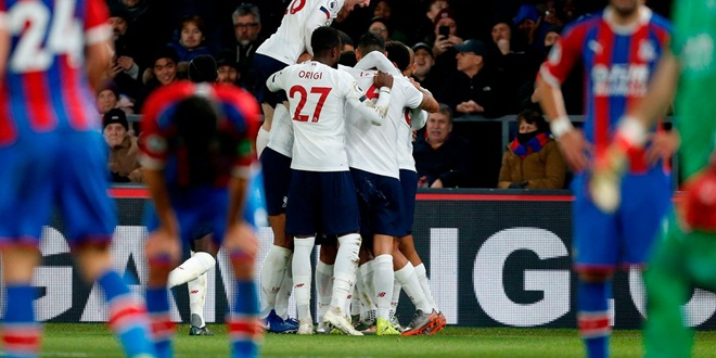Crystal Palace Vs Liverpool Highlights Majalaholahraga Com